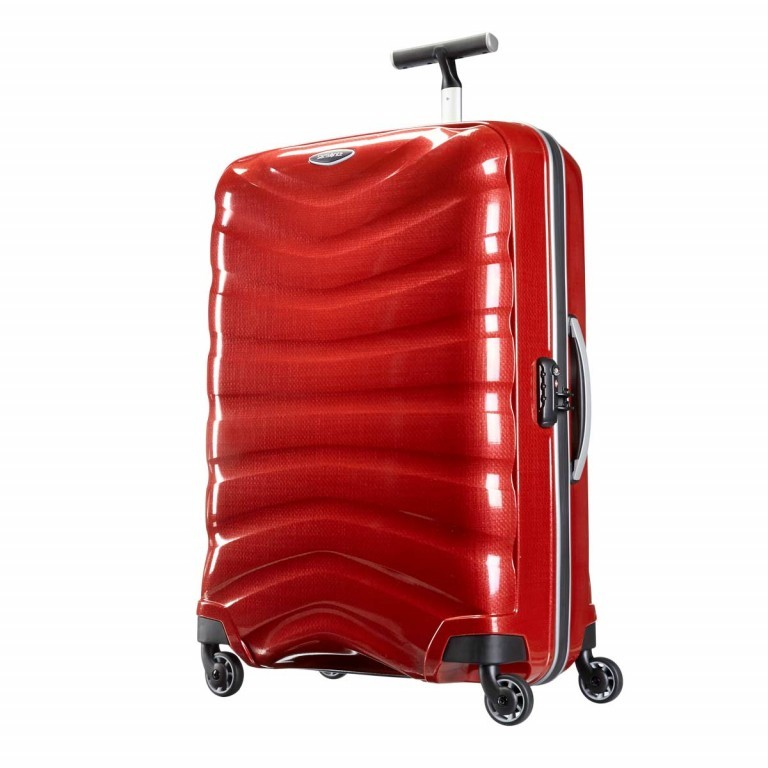 Samsonite Firelite 48576 Spinner 75 Chili Red, Farbe: rot/weinrot, Manufacturer: Samsonite, Dimensions (cm): 52.0x75.0x31.0, Image 1 of 8