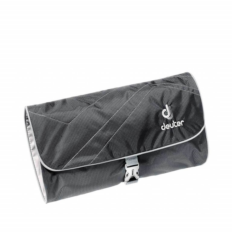 Deuter Wash-Bag2 Kulturbeutel Black, Farbe: schwarz, Manufacturer: Deuter, Dimensions (cm): 31.0x20.0x4.0, Image 1 of 2