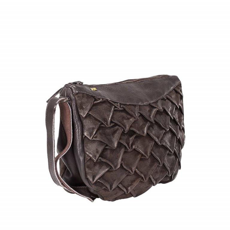 Desiderius Origami Xaveria Damentasche Brown, Farbe: braun, Marke: Desiderius, Abmessungen in cm: 30.5x22.0x6.5, Bild 2 von 3