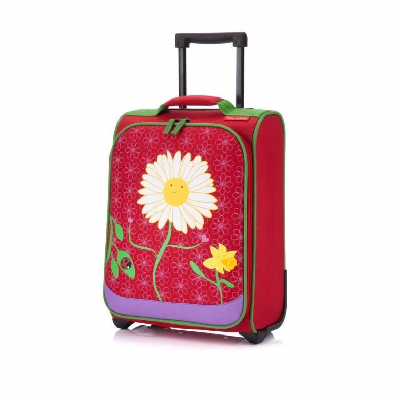 Travelite Kindertrolley Youngster 43cm Rot, Farbe: rot/weinrot, Marke: Travelite, Abmessungen in cm: 31.0x43.0x18.0, Bild 1 von 6