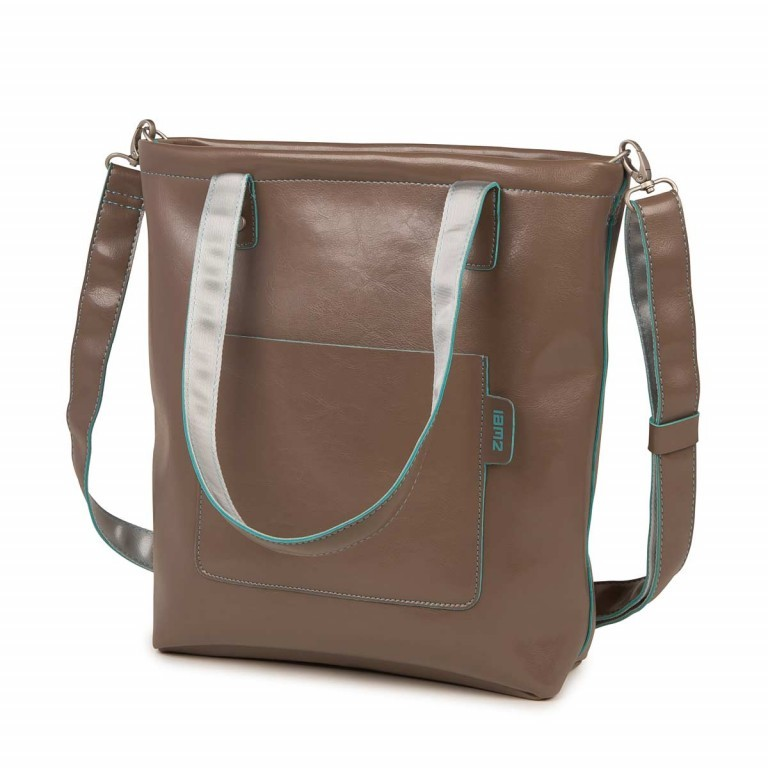 ZWEI ZOE Z14 Taupe, Manufacturer: Zwei, EAN: 4250257910409, Dimensions (cm): 28.0x34.5x10.5, Image 2 of 4