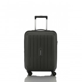 Travelite Uptown 4-Rad Bordtrolley 55cm Schwarz