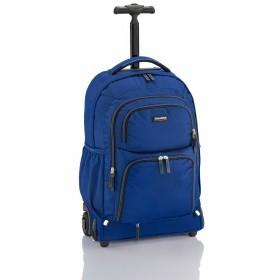 Travelite Filou 2-Rad Rucksack-Trolley 56cm Blau