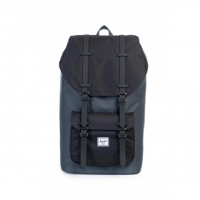 Herschel Rucksack Little America 23L Dark Shadow / Black Rubber