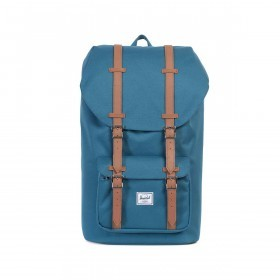 Herschel Rucksack Little America 23L Indian Teal Tan