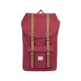 Herschel Rucksack Little America 23L Winetasting Crosshatch