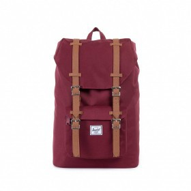 Herschel Rucksack Little America Medium 14L Windsor Wine