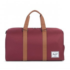 Herschel Reisetasche Novel Windsor Wine Tan