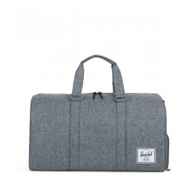 Herschel Reisetasche Novel Raven Crosshatch