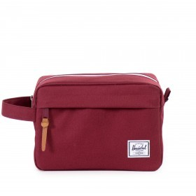 Herschel Kulturtasche Chapter Burgundy Damask