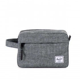 Herschel Kulturtasche Chapter Raven Crosshatch