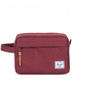 Herschel Kulturtasche Chapter Winetasting Crosshatch