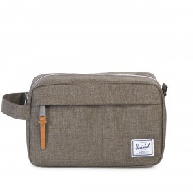 Herschel Kulturtasche Chapter Canteen Crosshatch