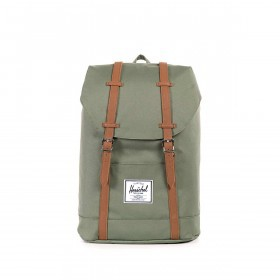 Herschel Rucksack Retreat 18L Deep Litchen Green