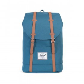Herschel Rucksack Retreat 18L Indian Teal Tan