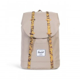 Herschel Rucksack Retreat Rubber 18L Tortoise Shell