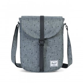 Herschel Kingsgate Crossbody Scattered Raven Crosshatch
