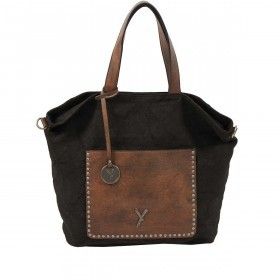 SURI FREY Lilly Shopper M Synthetik Black