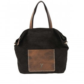 SURI FREY Lilly Shopper L Synthetik Black