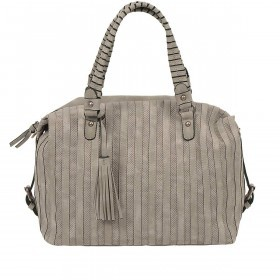 SURI FREY Katie May Bowlingbag Synthetik Dark Grey