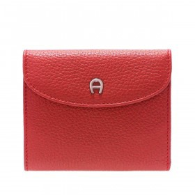 AIGNER Basics Damenbörse 152206 Red