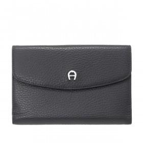 AIGNER Basics Damenbörse 152214 Black