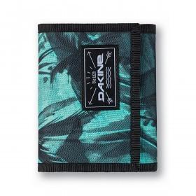 Dakine Diplomat Wallet Geldbörse Painted Palm Dark Green