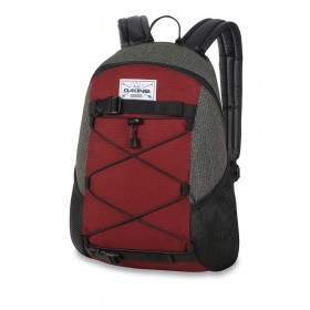 Dakine Wonder Rucksack Willamette Anthra Winered