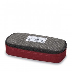 Dakine School Case Federmäppchen Willamette Anthra Winered