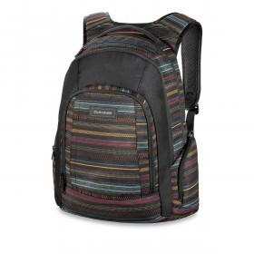 Dakine Frankie Rucksack Nevada Black Multicolor