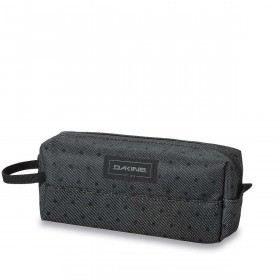 Dakine Accessory Case Federmäppchen Pixie Grey Black