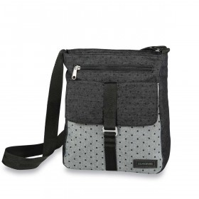 Dakine Lola Crossbag Pixie Grey Black