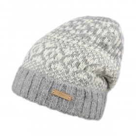 Barts Piave Beanie Heather Grey