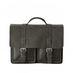 Strellson Blake Briefbag L Dark Grey