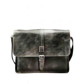 Strellson Blake Messenger L Dark Grey