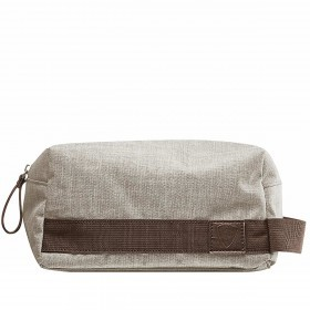Strellson Northwood Wash Bag Light Grey