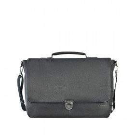 Strellson Garret Briefbag S Black