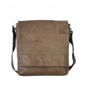 Strellson Upminster Messenger MV Dark Brown
