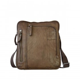 Strellson Upminster Shoulderbag SV Dark Brown