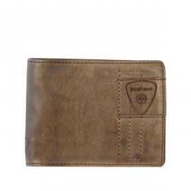 Strellson Upminster Billfold H6 Dark Brown