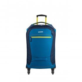 Loubs Sport Spinner-Trolley 4 Rollen S 59cm Blau