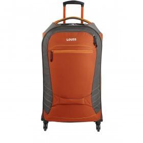 Loubs Sport Spinner-Trolley 4 Rollen L 77cm Orange