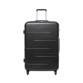 Loubs Tech Spinner-Trolley 4 Rollen M 67cm Schwarz