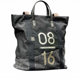 08|16 Zaandam IMA Shopper Rucksack Kombi Dark Grey