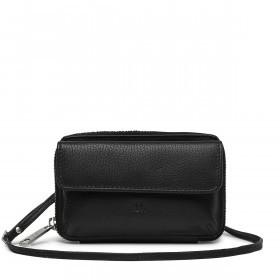 Adax Cormorano 453192 Combi Mobile Wallet Black
