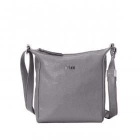 BREE Nola 1 Handtasche Leder Grau