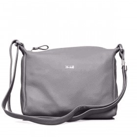BREE Nola 2 Handtasche Leder Grau