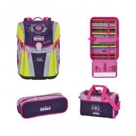 Scout Sunny 4-tlg. Set Ltd. Glitter Heart