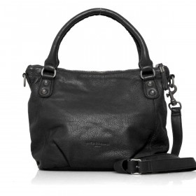LIEBESKIND Vintage Gina 6 Shopper Black