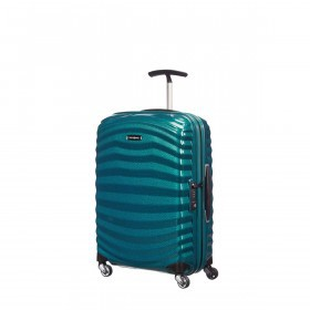 Samsonite Koffer/Trolley Lite-Shock 62764 Spinner 55 Petrol Blue